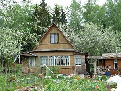 dascha russian homestead