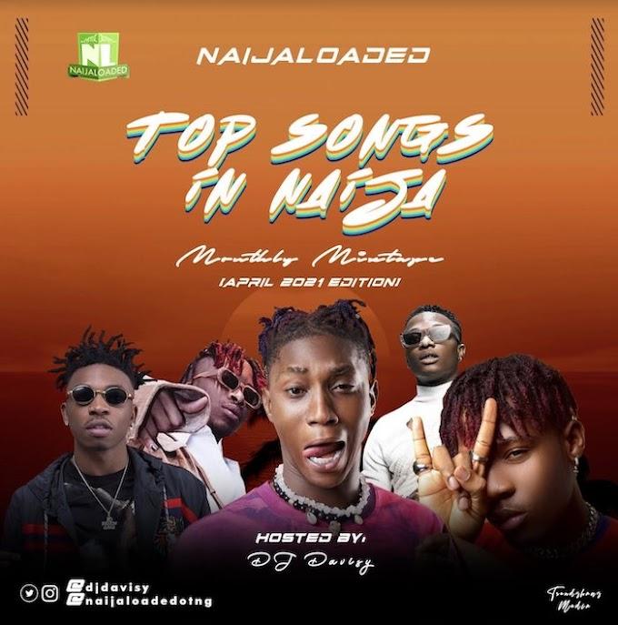 Mixtape] DJ Davisy – DJ obey Young girl Top Songs In Naija Mix (June 2021 Edition