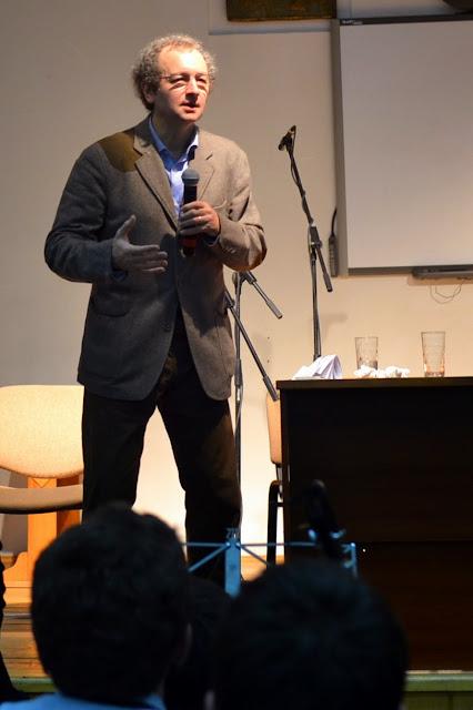 Conferinta Despre martiri cu Dan Puric, FTOUB 143