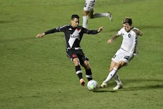 Botafogo empata e elimina o Vasco e garante vaga nas oitavas da Copa do Brasil