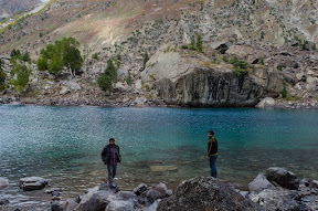 Say Hello to the `Second` Lake, Naltar Valley