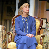 Patricia Hoffman in THE ROYAL FAMILY - December 2011.  Property of The Schenectady Civic Players Theater Archive.