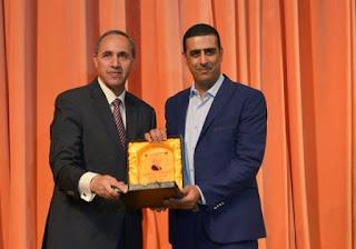 Décernement du prix du président de la République «Ali Maachi» des jeunes créateurs aux lauréats