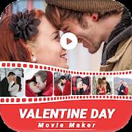 Valentine Movie Maker : Valentine Slideshow APK icon