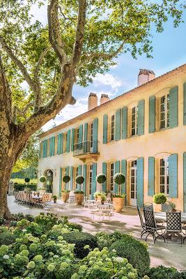 Les Mas des Poiriers in Provence, France