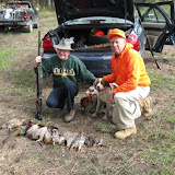 November 2009 -  @ Anderson Creek Hunting Preserve