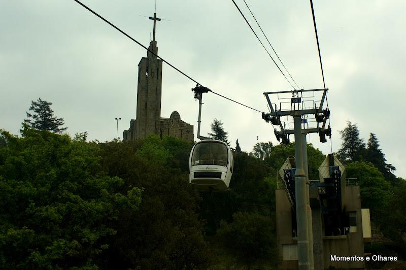 Guimarães, teleférico
