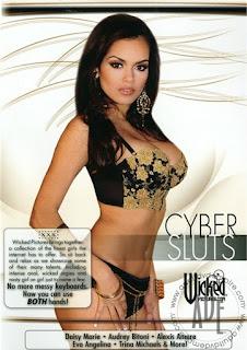 Cyber Sluts