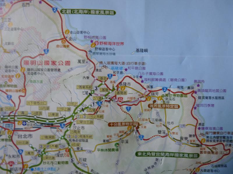 TAIWAN .SHIH FEN, 1 disons 1.30 h de Taipei en train - P1160005.JPG