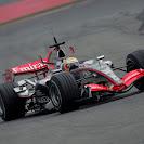 Lewis Hamilton (GBR) McLaren Mercedes MP4-21