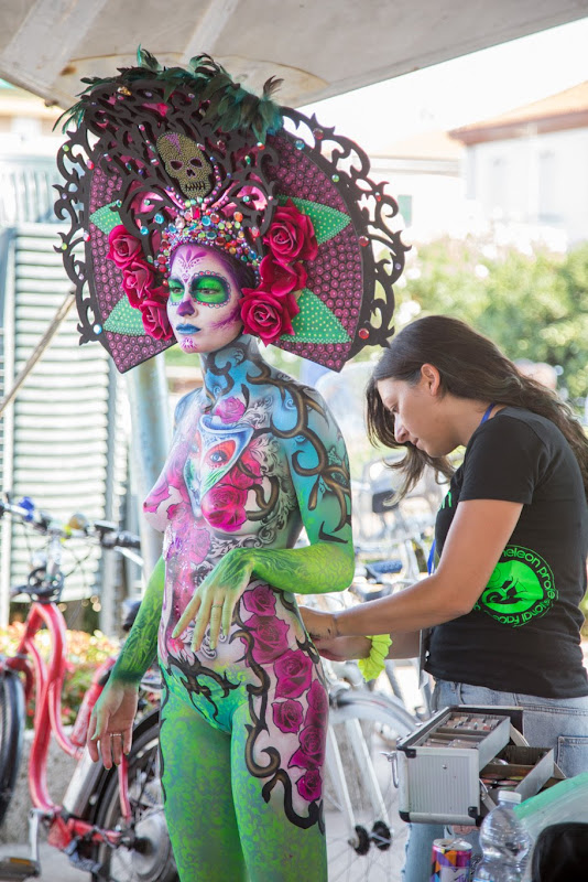 IMG_4906 Color Sea Festival 2018 - Bodypainting a Fano