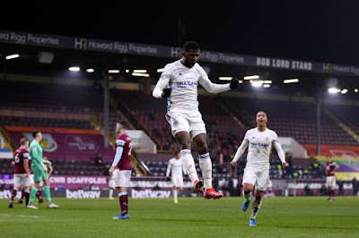 Kelechi Iheanacho hails Leicester City pair after Burnley draw