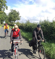 On Simon & Sue's ride from Stevenage