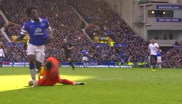 Hugo Lloris, Everton - Tottenham
