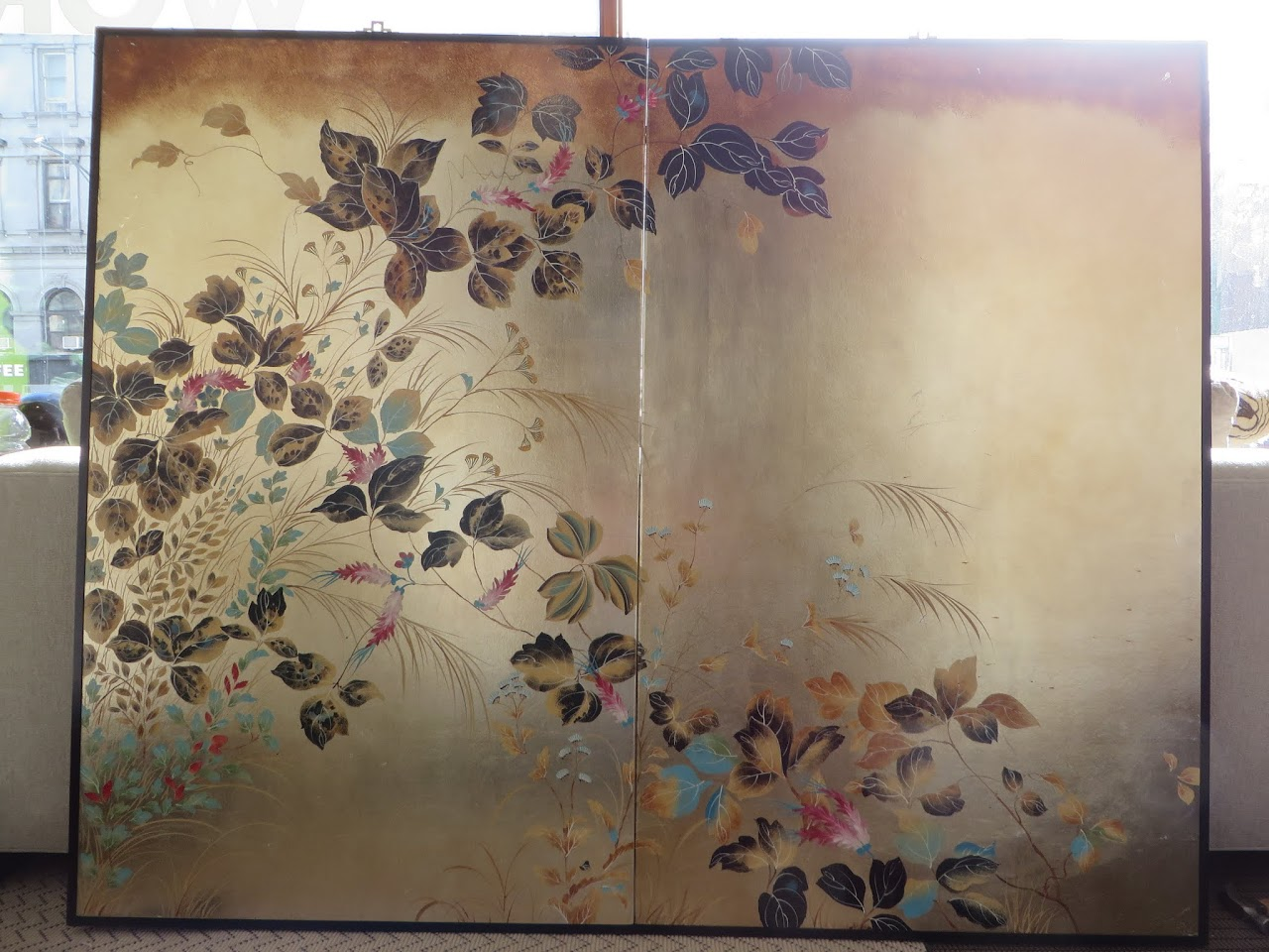 Chinoiserie Wall Panel