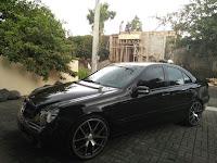 Sewa Mobil Mercedes Mercy Sport Jogja
