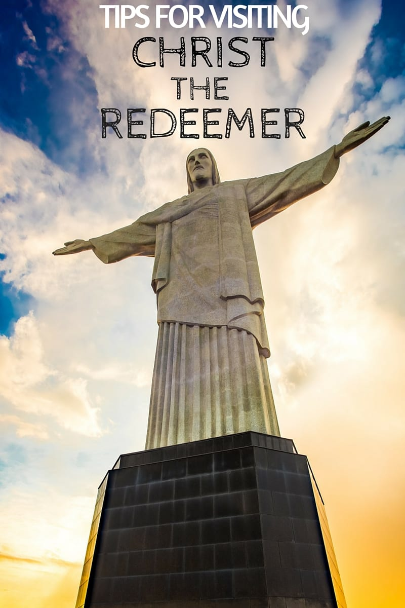 Everything you need to know about visiting two of Rio's best known sights: the Sugar Mountain and Christ the Redeemer!