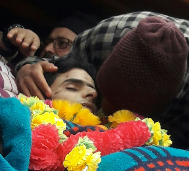 Cop turned rebel killed in Pulwama