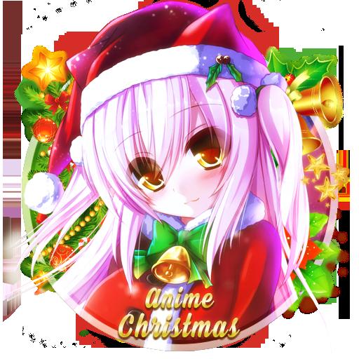 Anime Christmas Wallpaper.Anime Christmas Wallpaper Google Play Programos