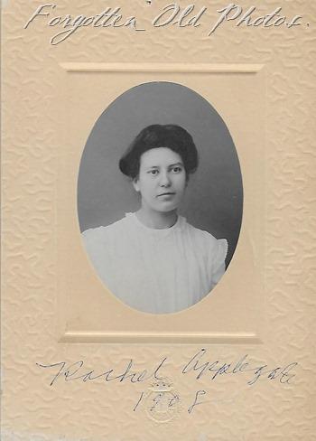 Rachael Applegate 1908Craigs