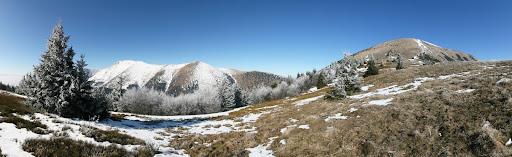 Hlavný hrebeň Malej Fatry a Stoh