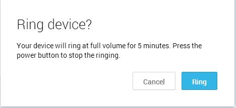 Cara melacak HP Android hilang Dengan Device Manager