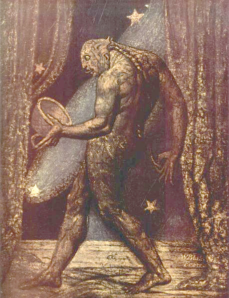 The Ghost Of A Flea 1819 1820, William Blake