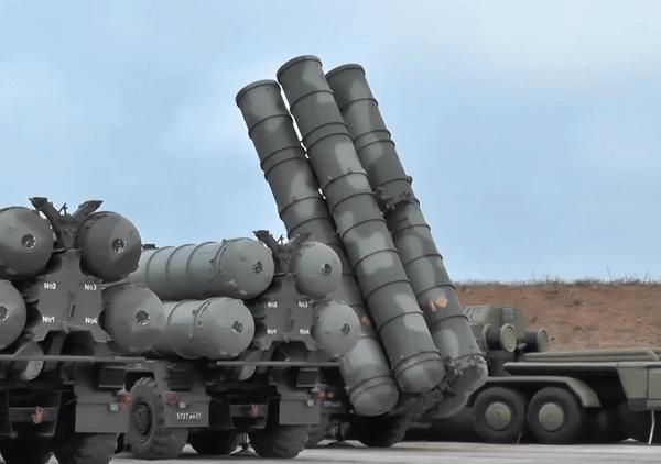 S 400 Missile