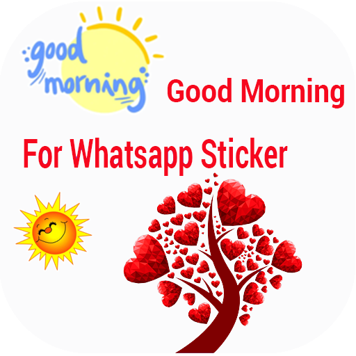 Good Morning stickers for whatsapp - WAStickerApp