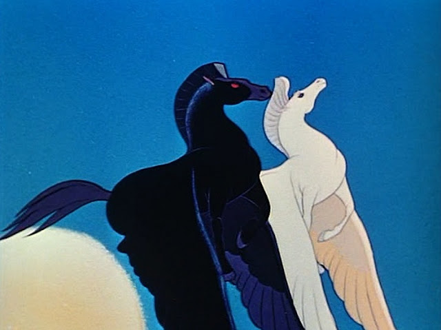 Walt Disney's Fantasia, The Pegasus Couple