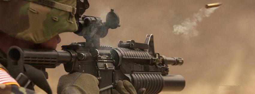 M4 carbine silah kapak fotoğrafları
