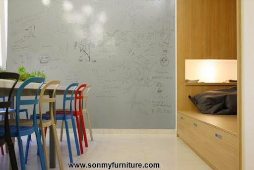Thiết kế nội thất văn phòng đầy cảm hứng-6