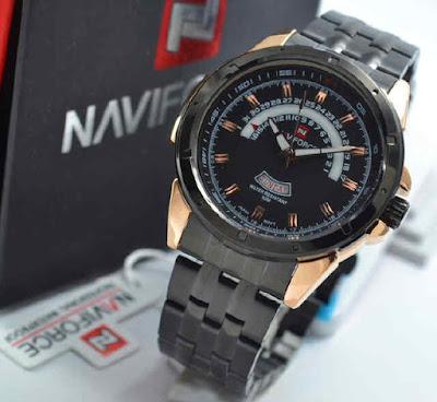 Harga jam tangan NAVIforce Original NF9058