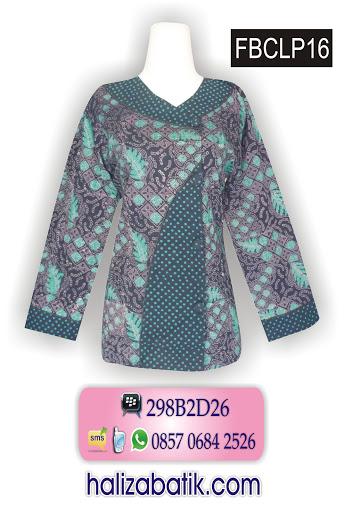 batik wanita, model baju batik terbaru, desain batik