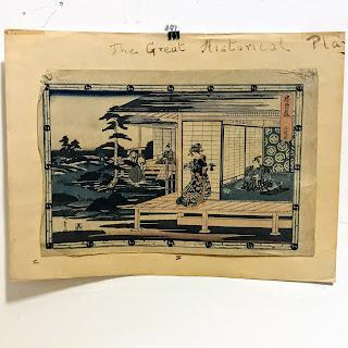 Japanese Woodblock Print #2