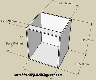Kitchen plan free kitchen cabinet plans for Kitchen blueprints free