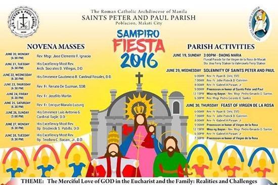 Sampiro Fiesta 2016