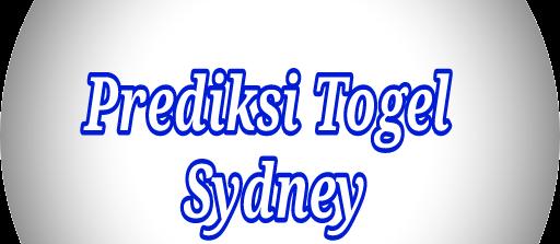 PREDIKSI  Sydney  Senin 11/11/2019