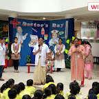 Special Assembly on Doctor's Day (I to V 2-7-2018)