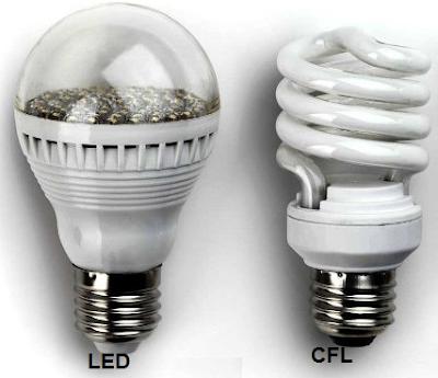 बच्चों की पढ़ाई के लिए कौन सा बल्ब अच्छा होता है LED या CFL?