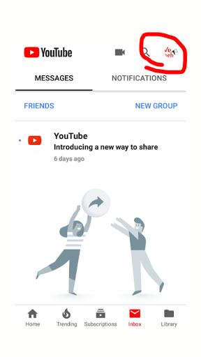 incognito mode, youtube incognito mode