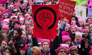 Ketika Pria Berbicara Hari Perempuan Sedunia.