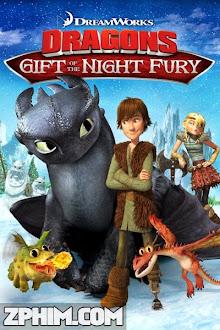 Bí Kíp Luyện Rồng: Quà Của Sún Răng - Dragons: Gift of the Night Fury (2011) Poster