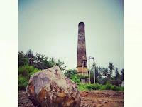 Menara Pantau di Pamotan Rembang