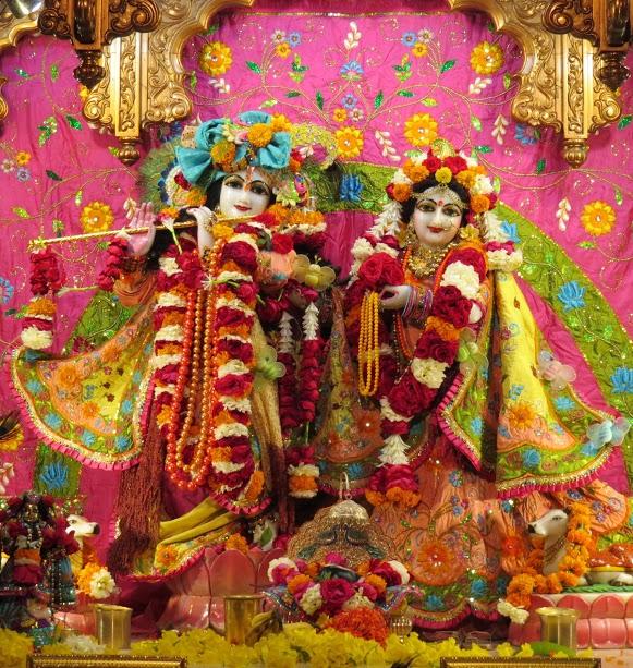 ISKCON Vallabh vidhyanagar Deity Darshan 16 jan 2017 (13)