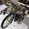 Laurin und Klement CCR Motorrad von 1905 aus Privatbesitz liebevoll Restauriert auf dem Skoda Stand