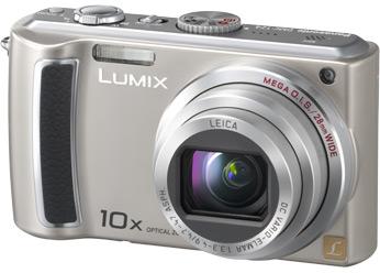 Panasonic Lumix DMC TZ4