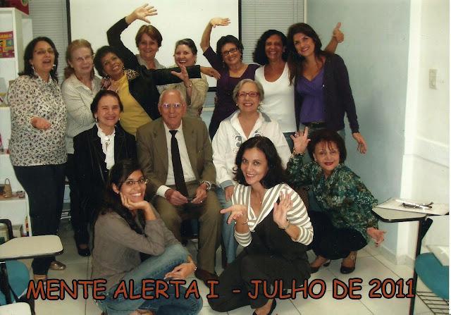 Mente Alerta 1 - 2011