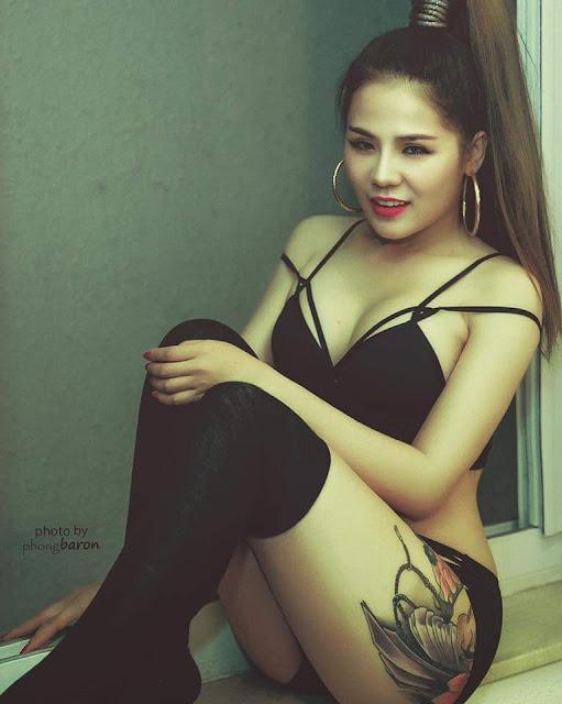 hot girl dj sansan nguyen 17