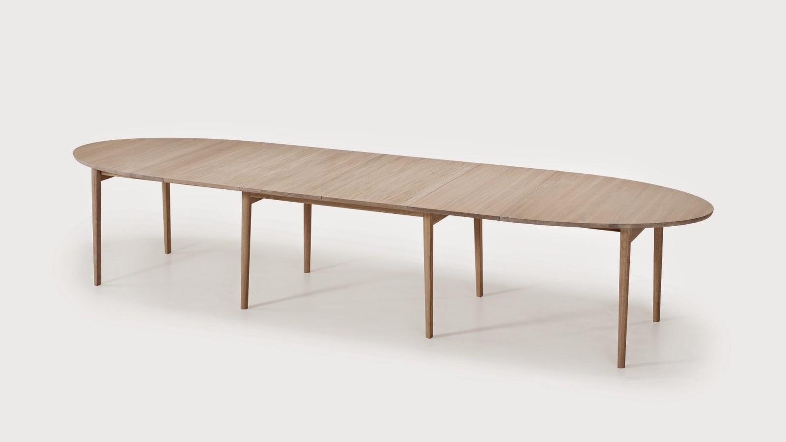Ovale tafel sm noordkaap meubelen